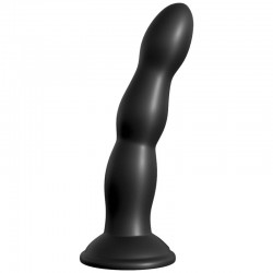 SEVENCREATIONS KINX EXTENDER VIBRATING HOLLOW STRAP ON 15CM
